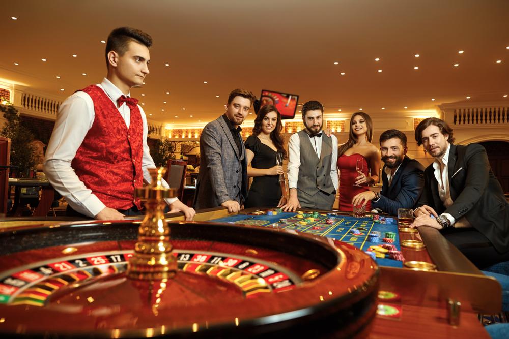 Billionaire Casino Hotel Kiev, Ukraine
